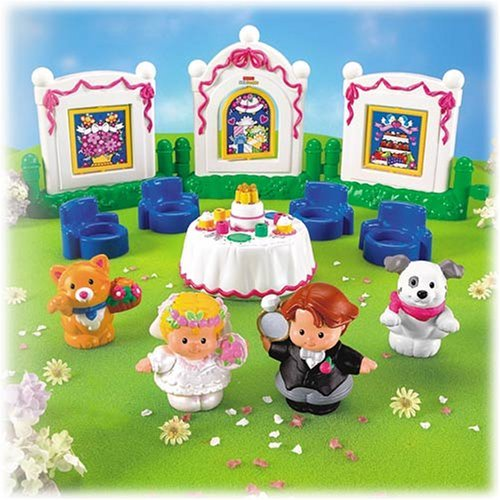 Little People Wedding Celebration
