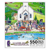 Country Wedding Puzzle