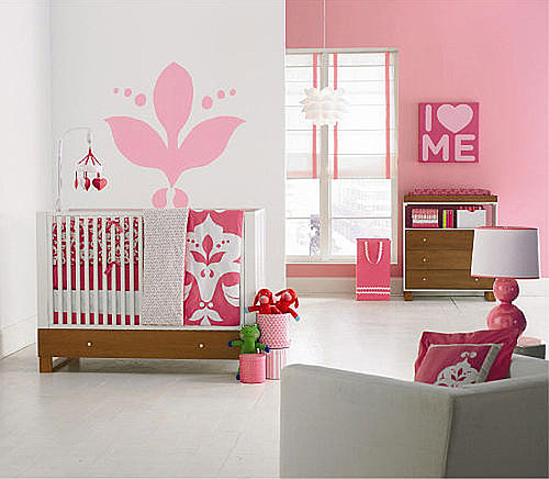 Pimp Your Crib: Modern Nursery Design