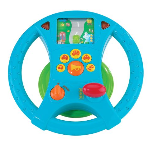 Little Roadster Interactive Toy