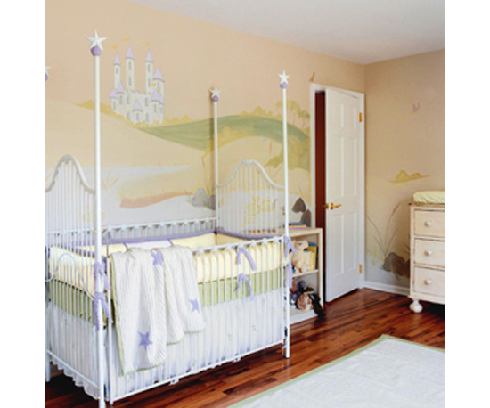 Kelly Ripa's Enchanted Nursery