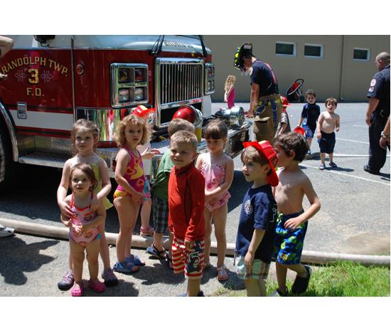Tour a Fire Truck