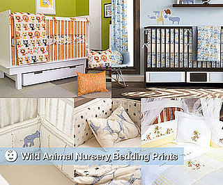 Animal Themed Crib Bedding