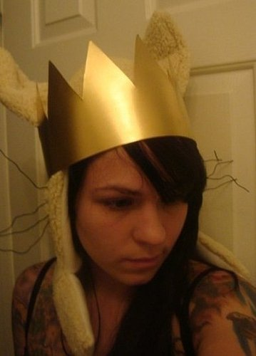 Where the Wild Things Are hood ($43)