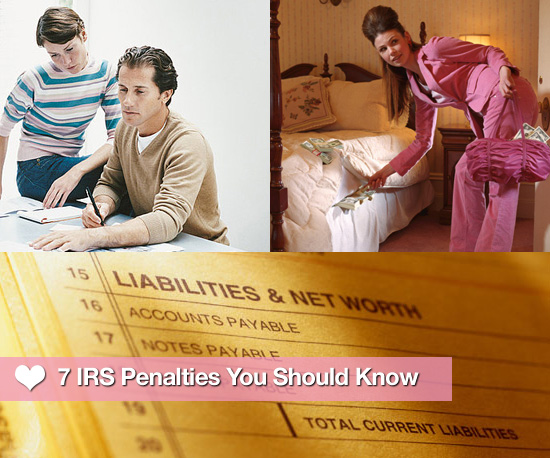 Failure to File: 7 IRS Penalties You Should Know