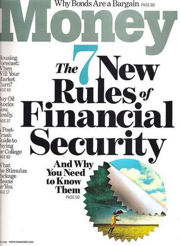Money Magazine Offers Helpful New Money Rules