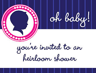 Heirloom Baby Shower: Theme, Guest List and Invitations