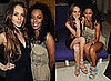 Photos of Mel B and Lindsay Lohan at PEEPSHOW Topless Burlesque Show Opening in Las Vegas