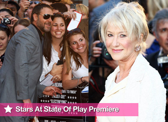 Helen And Russell Star at the State of Play Premiere
