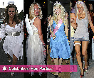 Photo Slideshow of Celebrities Hen Parties Bachelorette Parties
