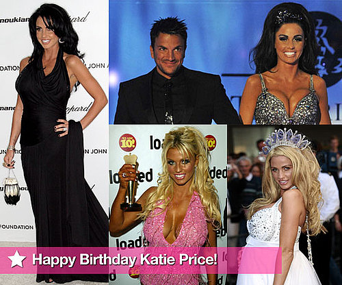 Extensive Photo Slideshow of Jordan aka Katie Price on Her 31st Birthday
