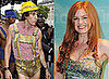 16/6/2009 Bruno Premiere — Sacha Baron Cohen and Isla Fisher