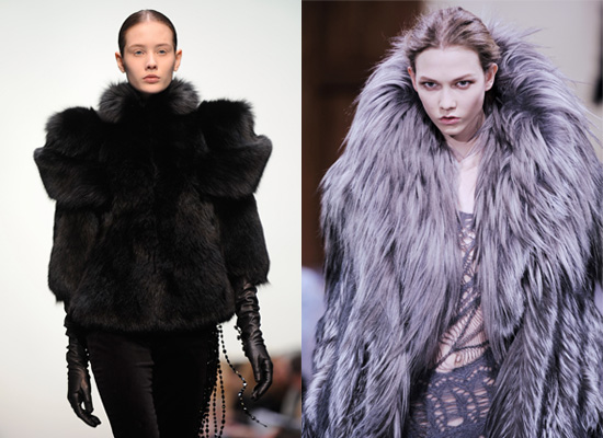 Fur Companies Pay London Based Designers