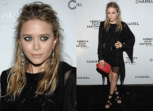 Mary Kate Olsen at Chanel Dinner New York