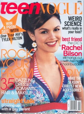 Rachel Bilson Magazine Covers