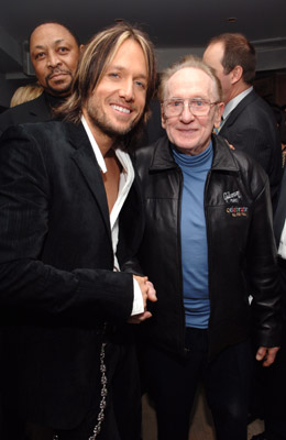 Les Paul with Keith Urban