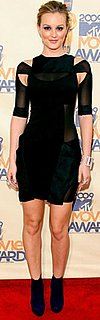Movie Awards Style: Leighton Meester