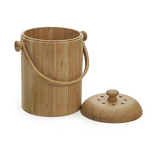 ChefTools | RSVP Bamboo Compost Pail