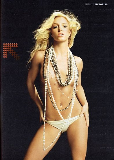 Britney Spears German Maxim april 2009