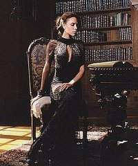 victoria beckham does Harper's Bazaar Indonesia october 2008