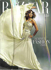Halle Berry does Harper's Bazaar may 09