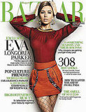 Eva Longoria does Harper's Bazaar Singapore april 09