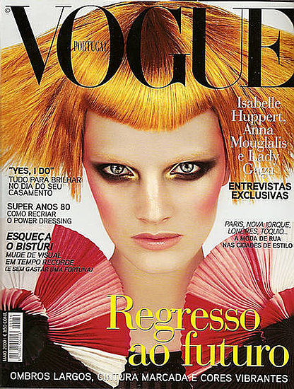 Constance Jablonski does Vogue Portugal-may 09