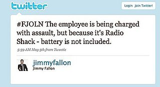 Tweet Nothings: Jimmy Fallon