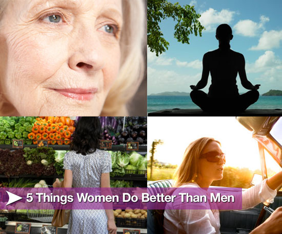 5 Things Women Do Better Than Men