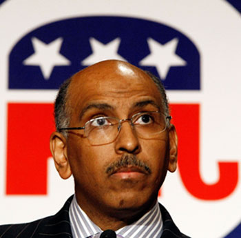 Say What? RNC Chair Michael Steele on Sotomayor