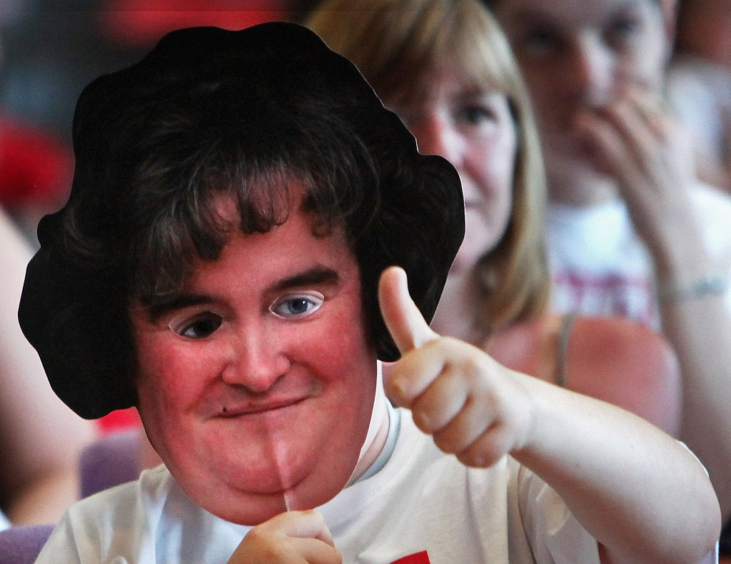 What s up with the susan boyle obsession popsugar love amp sex