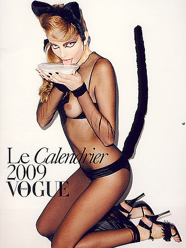 Vogue 09 Calender Photoshoot