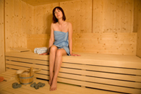 Saunas: Skin Benefits & Safety Tips