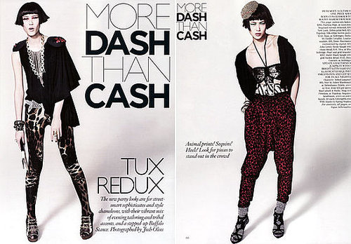 The Worst Styling Fashion Magazine – British Vogue