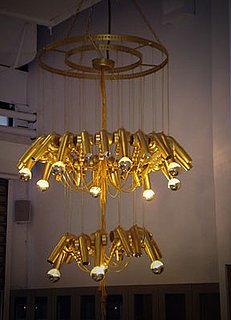 Love It or Hate It? Blow-Dryer Chandelier