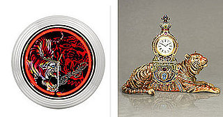 Would You Rather . . . Two Tiger Clocks