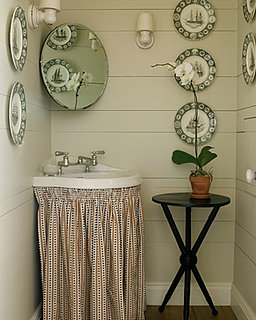 Love It or Hate It? Skirted Sinks