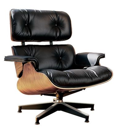The Eames Lounge Chair ($2,949) went into production in 1956 and is widely considered one of the most significant designs of the 20th century. It was the culmination of their efforts to create a club chair using the molded plywood technology that they pioneered in the '40s. Stay tuned for a peek into the histories and works of many more designer couples.