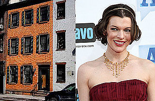 Milla Jovovich Hawks Her West Village Townhouse