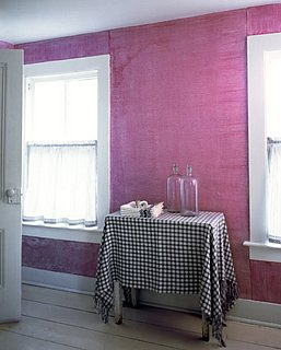 Would You Paint a Room Pink?