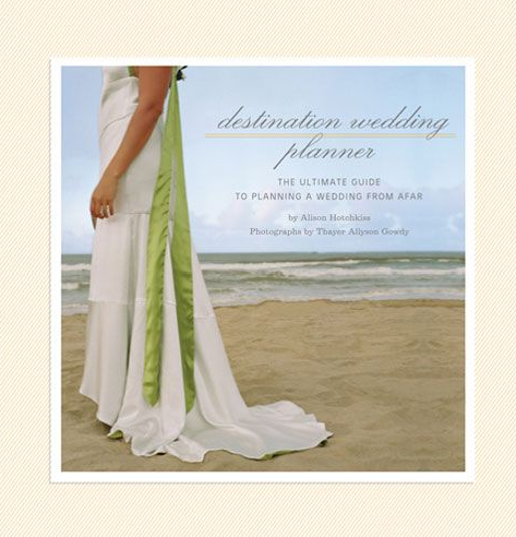 Home Library: Destination Wedding Planner