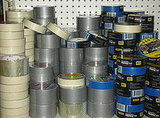 Tape, Galore!