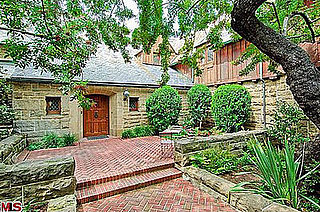 Natalie Portman Overpays For a Medieval Mini Manse