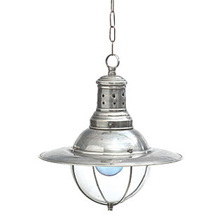 Desire/Acquire: Fisherman Pendant Lamp