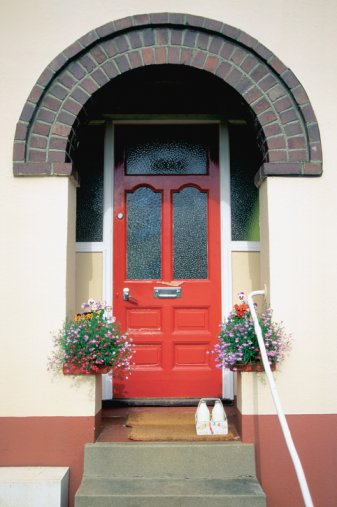 Paint Your Front Door ($30)