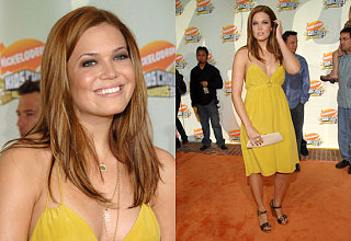 Kids' Choice Awards: Mandy Moore