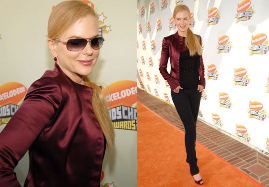 Kids' Choice Awards: Nicole Kidman
