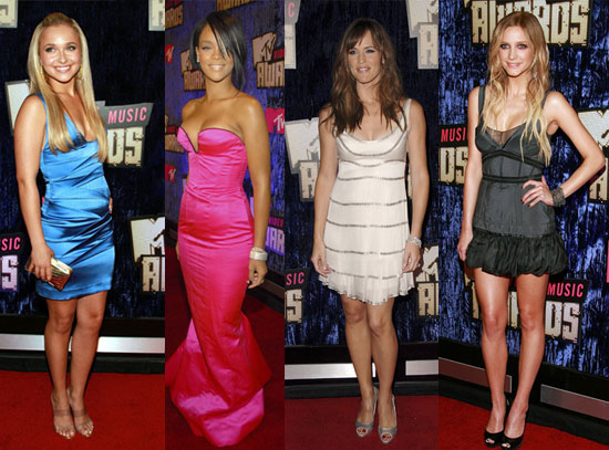 MTV Video Music Awards: Best Dressed