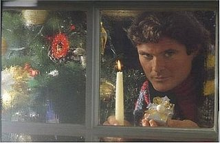 Funny or Scary? This Holiday Greeting From The Hoff