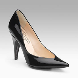 Pedro Garcia - Patent Leather Pumps - Saks.com